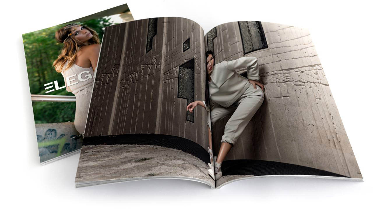 ELEGANT Magazine September 2016 Fashion