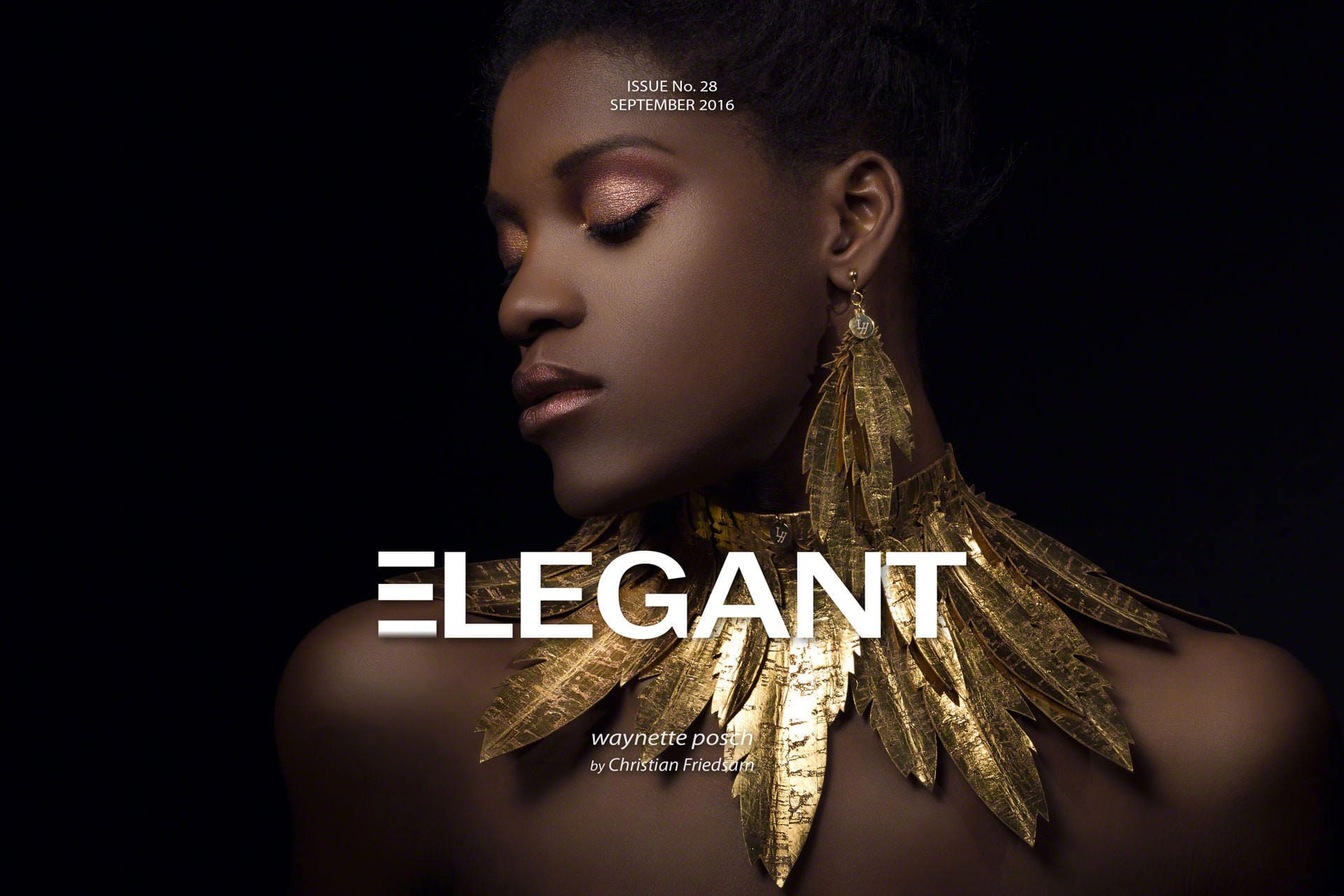 ELEGANT Cover September 2016 Beauty