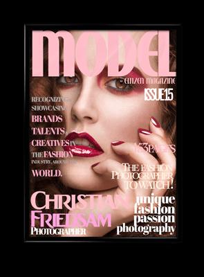 Publication Model Citizen Magazine July 2017