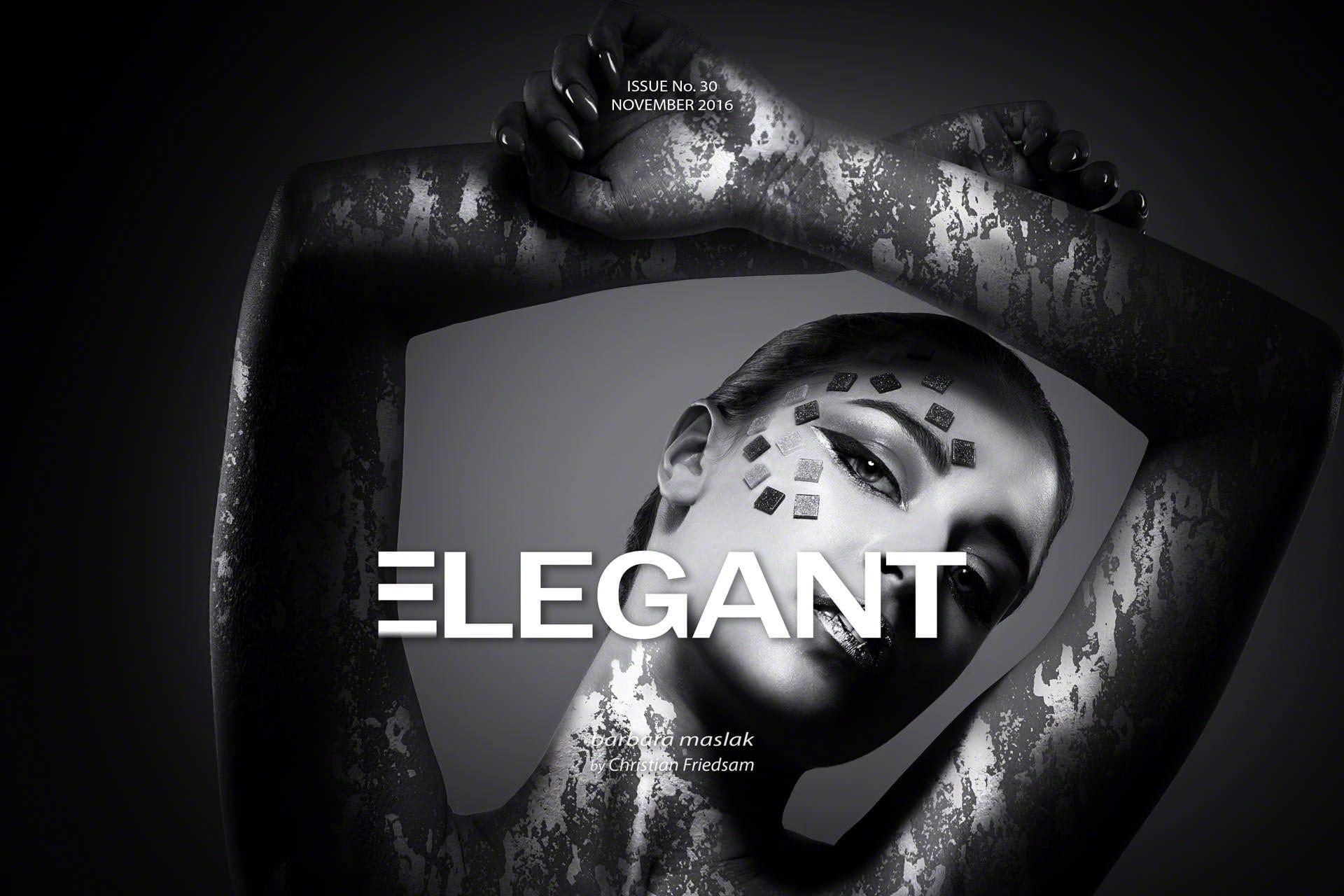 ELEGANT Cover November 2016 Beauty